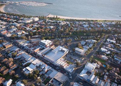 Hampton aerial