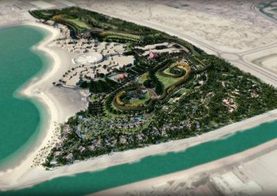 Katara aerial render by Scenery