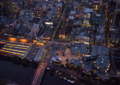 Melbourne cityscape 2