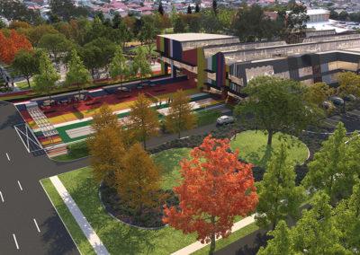 Springvale Community Precinct design
