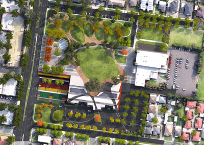 Springvale Community Precinct plan