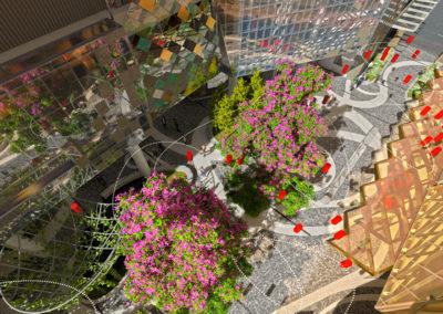 Westside Place concept design view 4