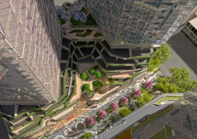 Westside place concept design view 3